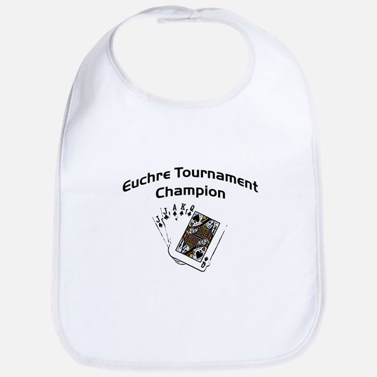 Euchre Tournament Bib
