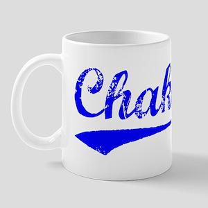 Vintage Chaka (Blue) Mug