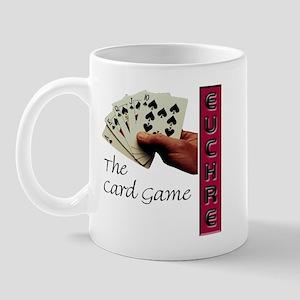Euchre Card Game Mug
