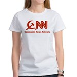 CNN - Commie News Network Women's T-Shirt