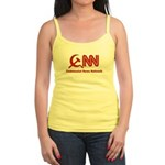 CNN - Commie News Network Jr. Spaghetti Tank