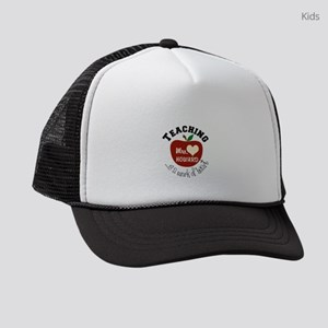 Personalize teaching: work of heart Kids Trucker h