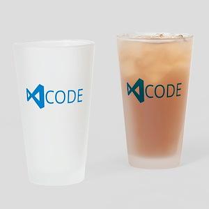visual studio code Drinking Glass