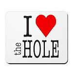 Hole Lotta Luv Mouse Pad