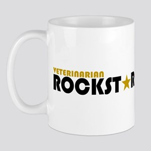 Veterinarian Rockstar 2 Mug
