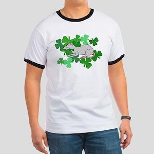St. Patrick's Day Rat Ringer T