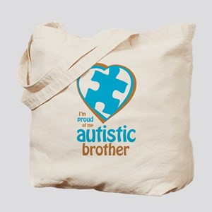 Proud of Brother (3BB) Tote Bag