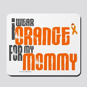 I Wear Orange For My Mommy 6 Mousepad