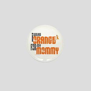 I Wear Orange For My Mommy 6 Mini Button