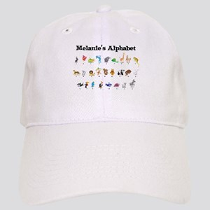 Melanie's Animal Alphabet Cap