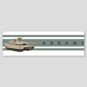 Abrams Bumper Sticker