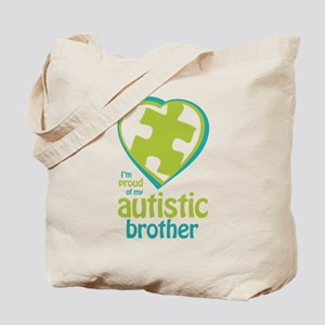 Proud of Brother (3GB) Tote Bag
