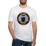 USS BOWEN Fitted T-Shirt
