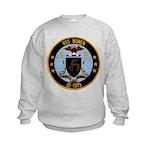 USS BOWEN Kids Sweatshirt