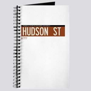 Hudson Street in NY Journal