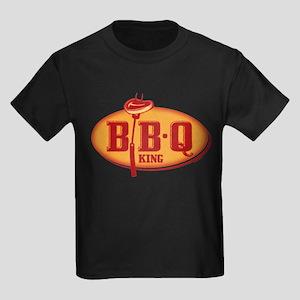 BBQ King Kids Dark T-Shirt