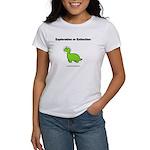 Exploration or Extinction Women's T-Shirt