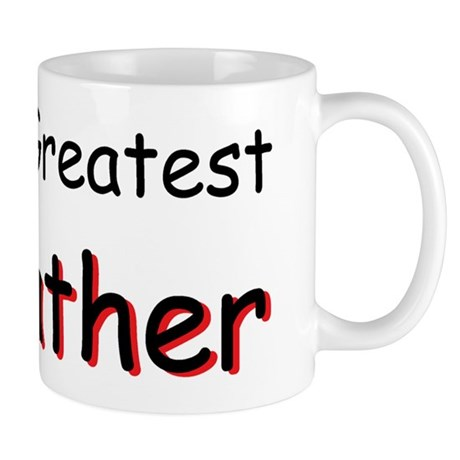 Greatest Godfather Mug