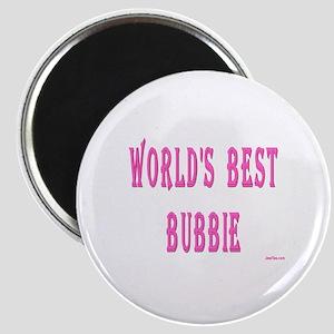 World's Best Bubbie Magnet