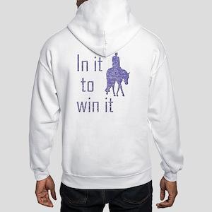 In it to win it hunter Hooded Sweatshirt