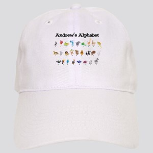 Andrew's Animal Alphabet Cap