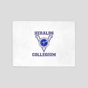Herald Collegium 5'x7'Area Rug
