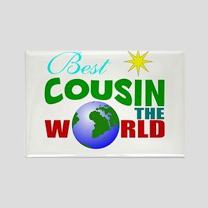 Best cousin Magnets