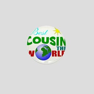 Best cousin Mini Button