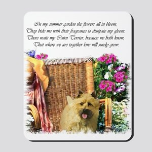 Cairn Terrier Art Mousepad