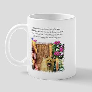 Cairn Terrier Art Mug