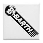 Barth Tile Coaster