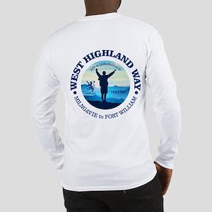 West Highland Way Long Sleeve T-Shirt