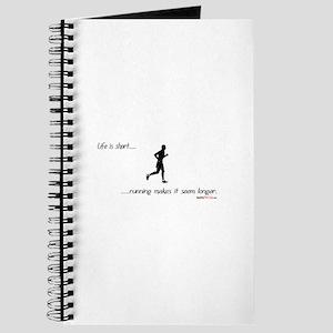 Life is Short Running Journal