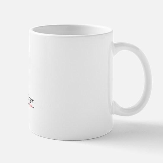 Life is Short Swimming Mug