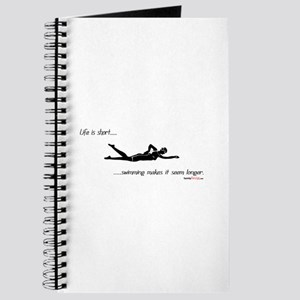 Life is Short Swimming Journal