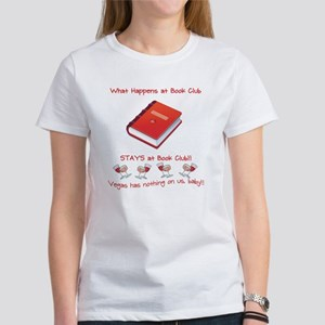 #1 Book Club Rule Women's T-Shirt