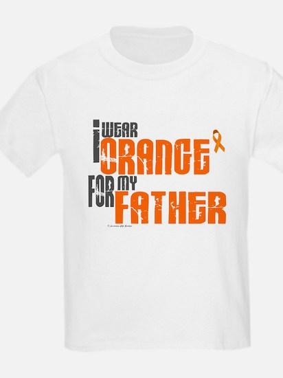 I Wear Orange For My Father 6 T-Shirt
