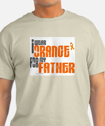 I Wear Orange For My Father 6 T-Shirt
