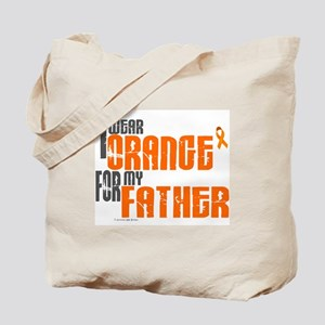 I Wear Orange For My Father 6 Tote Bag