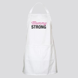Mommy Strong Light Apron