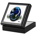 Earth Day Get Well Earth Keepsake Box