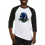 Earth Day Get Well Earth Baseball Jersey
