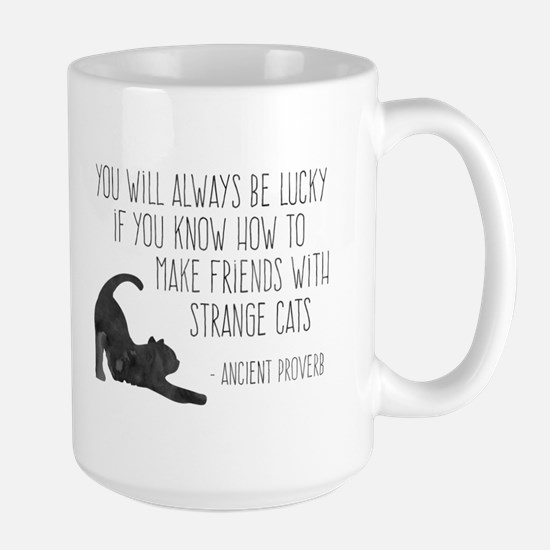 Strange Cats Mugs