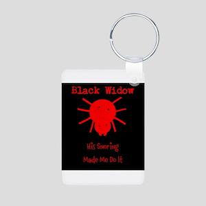 Black Widow Keychains