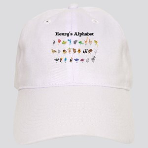 Henry's Animal Alphabet Cap
