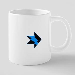DJ Vel0city Logo Mugs