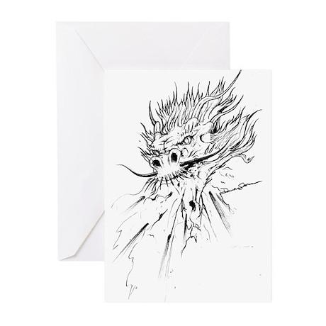 Dragon Greeting Cards (Pk of 20)