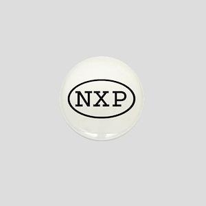 NXP Oval Mini Button
