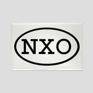 NXO Oval Rectangle Magnet