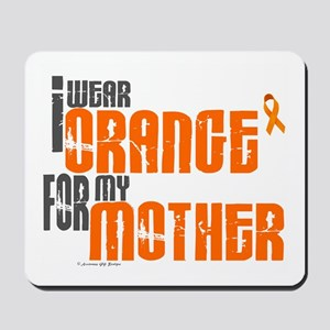 I Wear Orange For My Mother 6 Mousepad